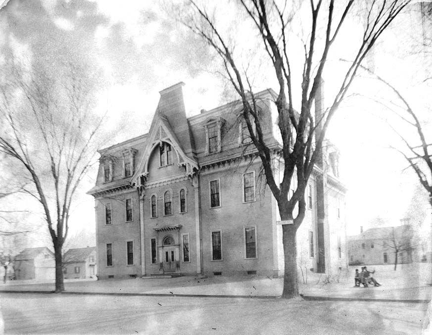 Noble Digital Heritage Washington School Genealogy