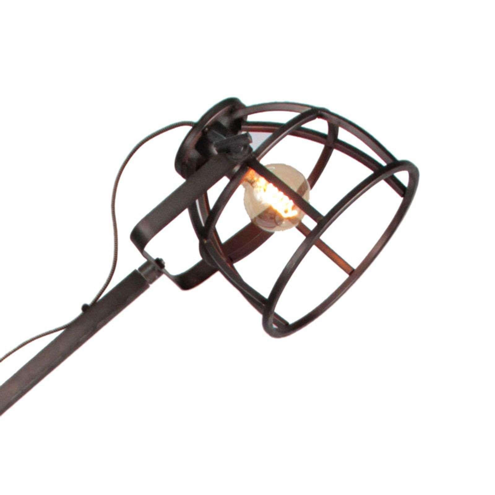 Vintage Stehlampe Von Lindby Schwarz In 2020 Stehlampe Lampen