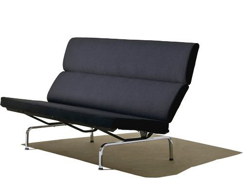 mcm favorite #2modern   Eames Compact Sofa