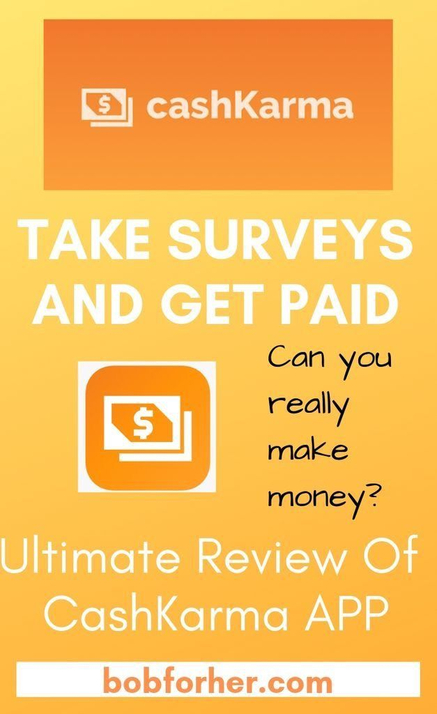 Get paid for taking surveys Need money, How to make