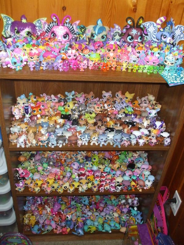 littlest pet shop collection checklist with pictures