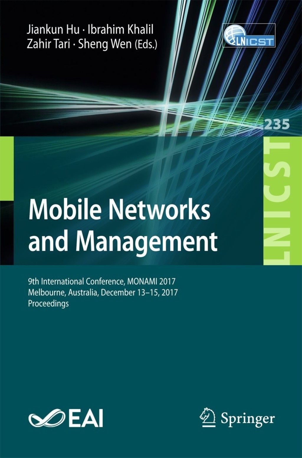 Mobile Networks and Management (eBook) Communication