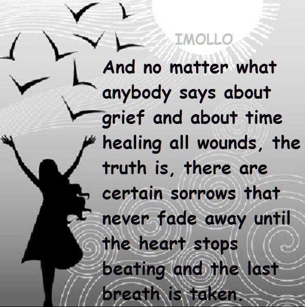 Time Never Heals The Cruel Wound Of Outliving Your Own Child My