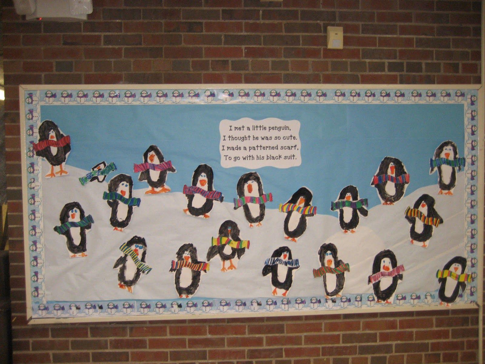 Winter bulletin boards ideas pinterest - Winter Bulleting Board Kindergarten Hoppenings More Winter Activities January Bulletin Board Ideaswinter