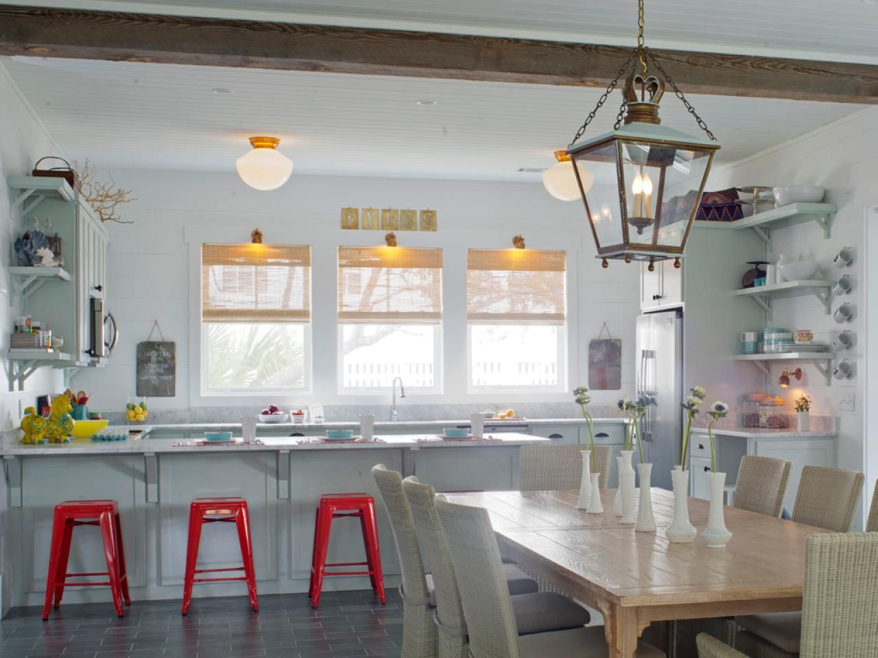 Cottage Kitchen Lighting Ideas. kitchen makeovers country cottage ...