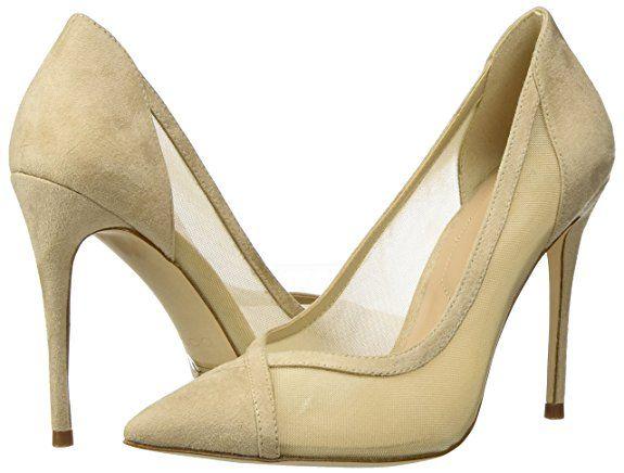 Aldo Pascarella, Zapatos de Tacón para Mujer, Beige (Bone 32), 39 EU