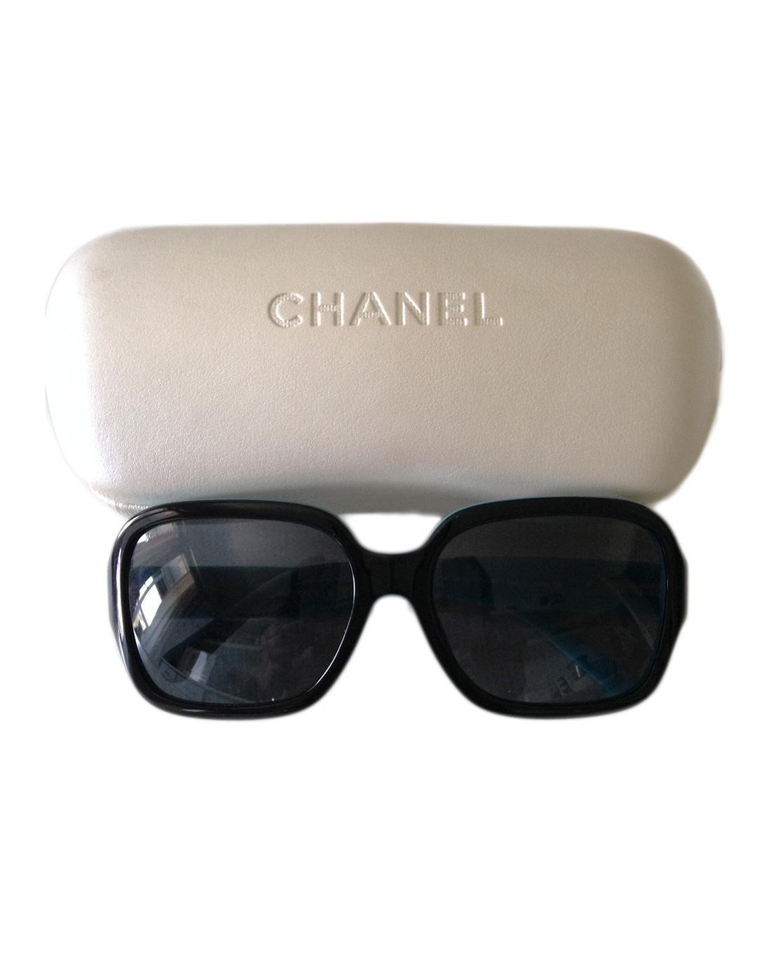 f391f6461 GAFAS DE SOL NEGRAS Chanel | Anteojos de sol | Óculos, Oculos de sol ...