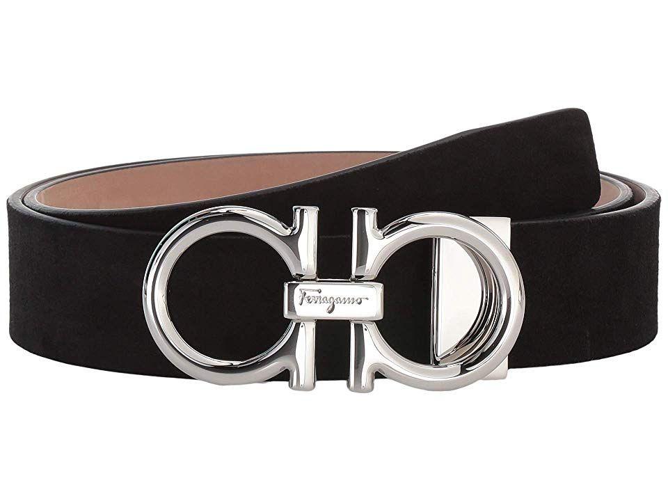 Salvatore Ferragamo Adjustable Belt 679955 Men's Belts