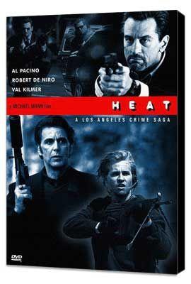 Michael Mann S Heat With Al Pacino Robert De Niro And Val