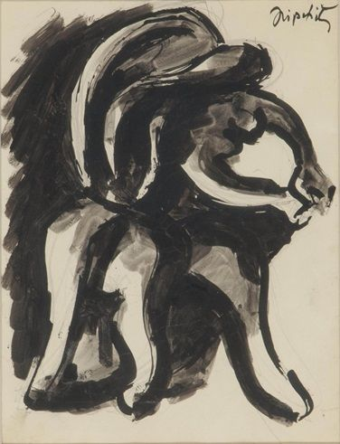 Jacques Lipchitz, Untitled