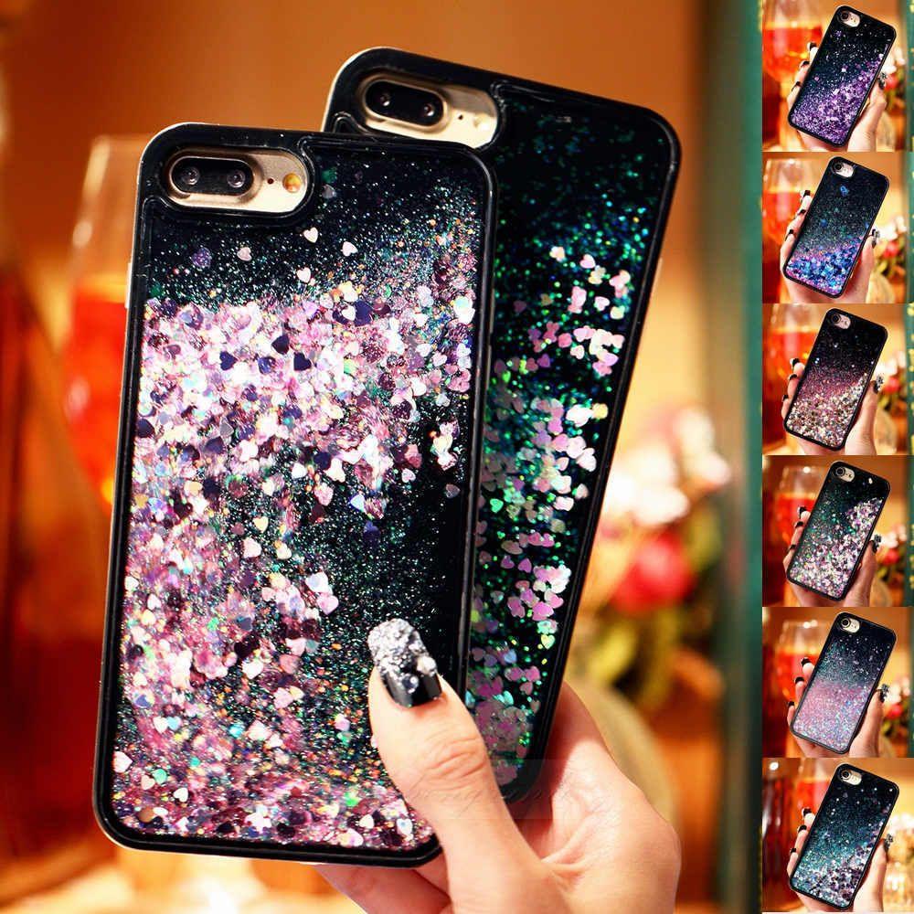 liquid glitter iphone 7 case