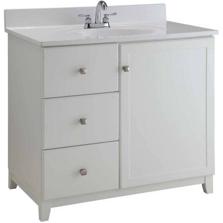 Design House 547141 Furniture-Style Vanity Cabinet, 30 inch x 21