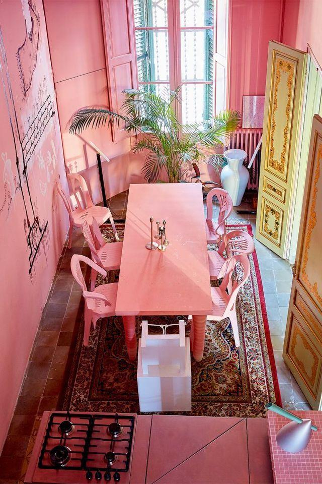 Casa Trampa: A Colourful Designer\'s Home in Barcelona (Gravity Home ...