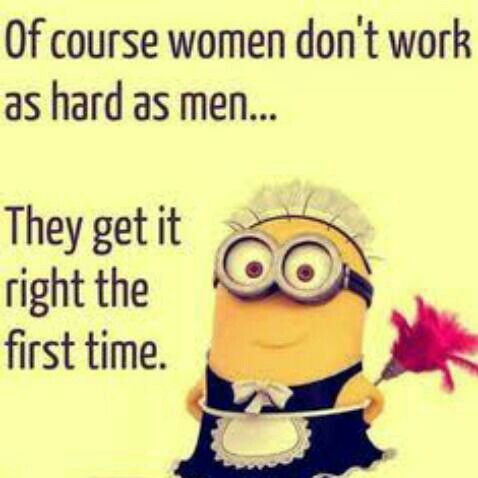 Lol Minions quote of the day