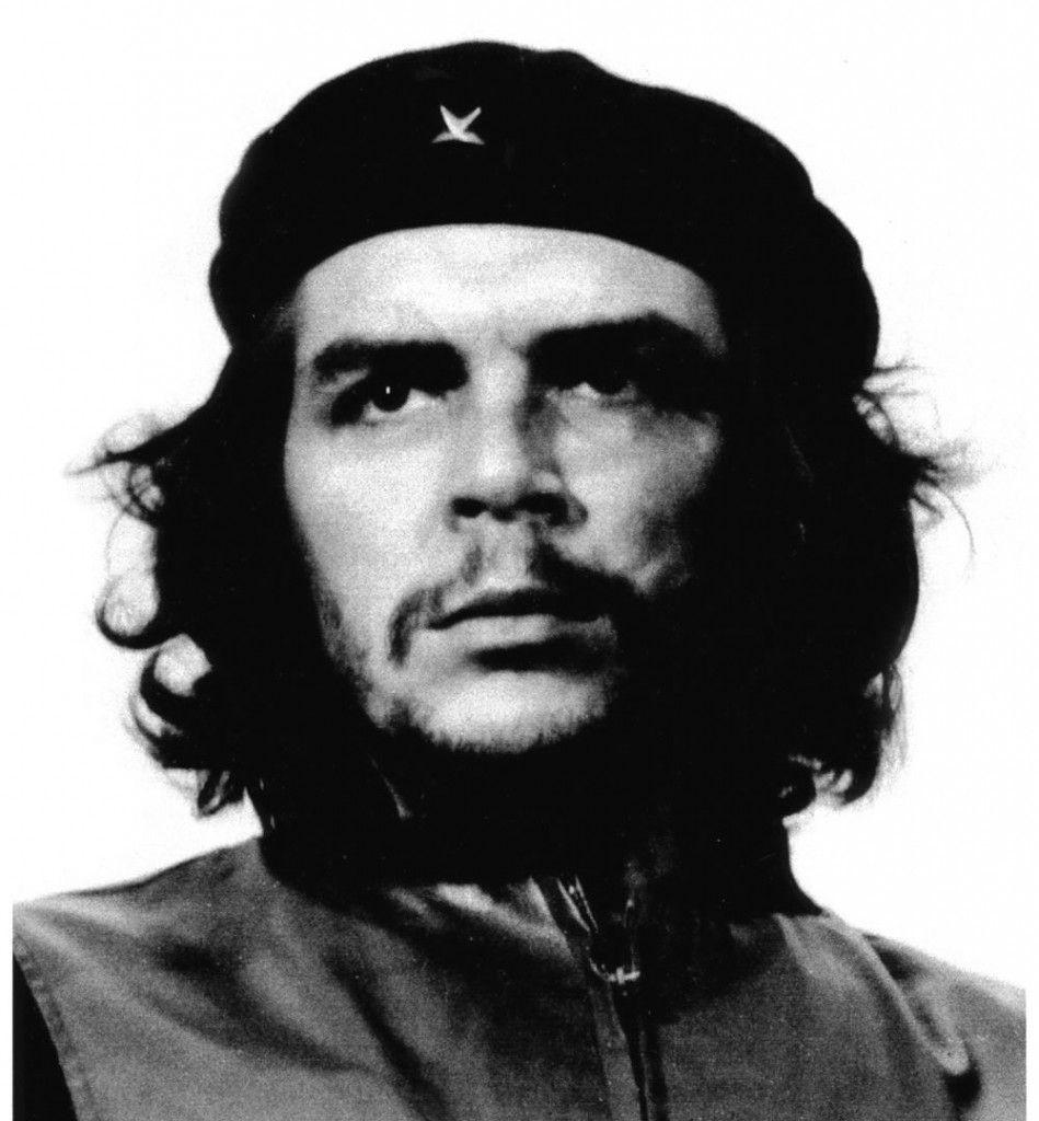 Ernesto Che Guevara Alberto Díaz Gutiérrez Alberto Korda 1960 Retratos Famosos Che Guevara Ernesto Che Guevara