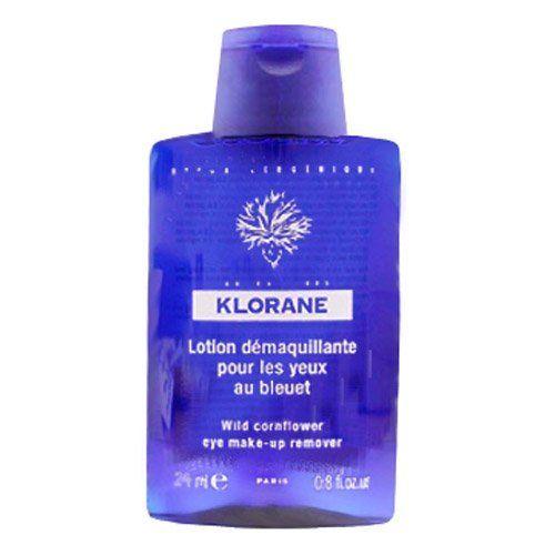 Klorane Eye Make-Up Remover Travel Size, 0.8-oz