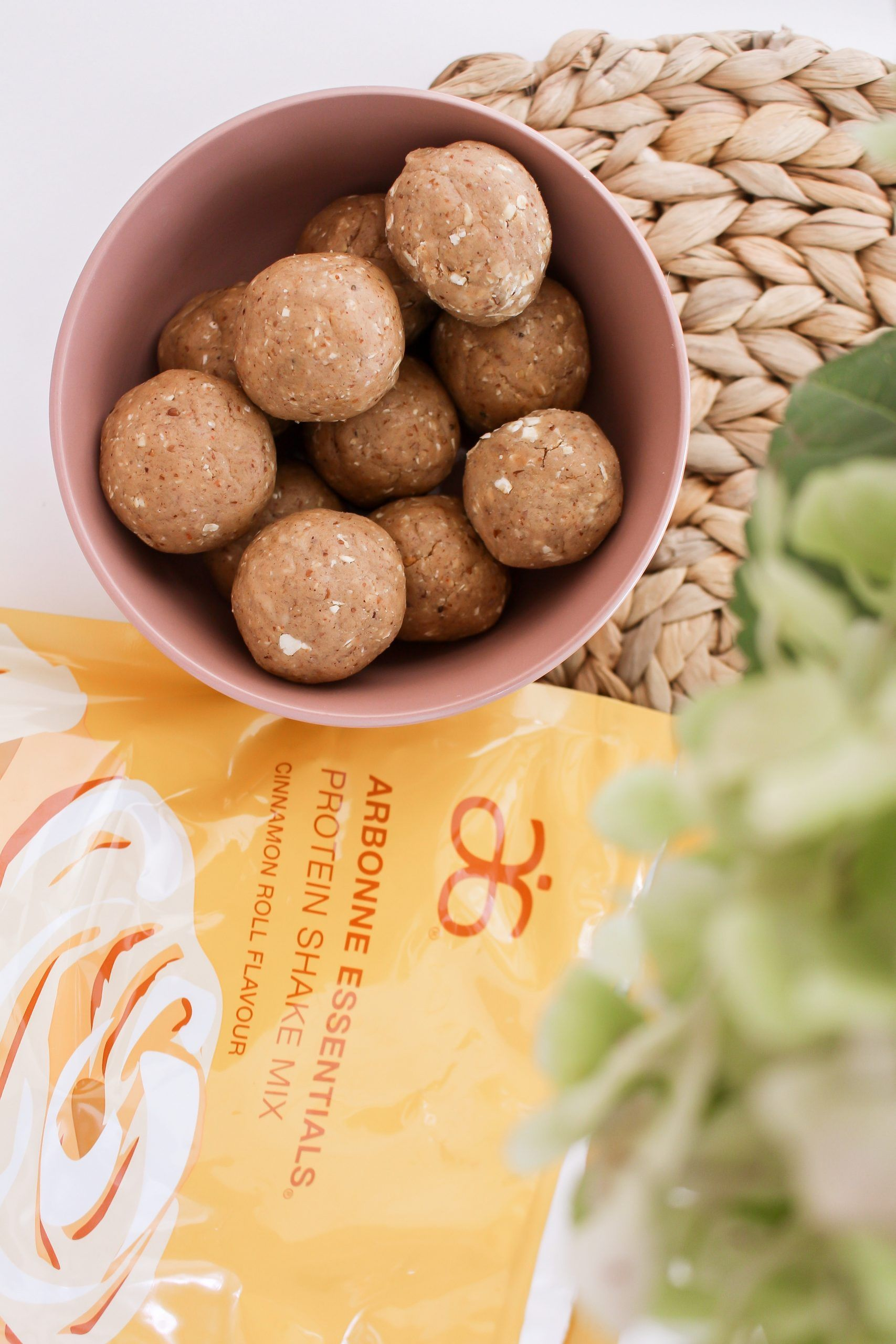 Almond Ball Cinnamon Protein Recipe Cinnamon Almond Protein Ball Recipe Protein Balls Are A Great Healthy Snack You Can Meal Prep Fr Protein Alm Ball