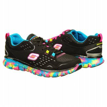 Adolescencia Agacharse amistad  Skechers Women's CONFETTI 2 at Famous Footwear | Fashionista shoes,  Colorful shoes, Girls shoes