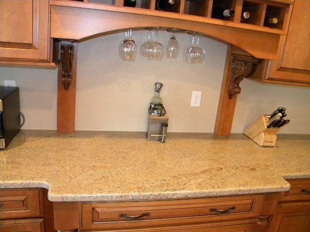 Ghibli Granite Countertop Kitchen Countertops Countertops Kitchen