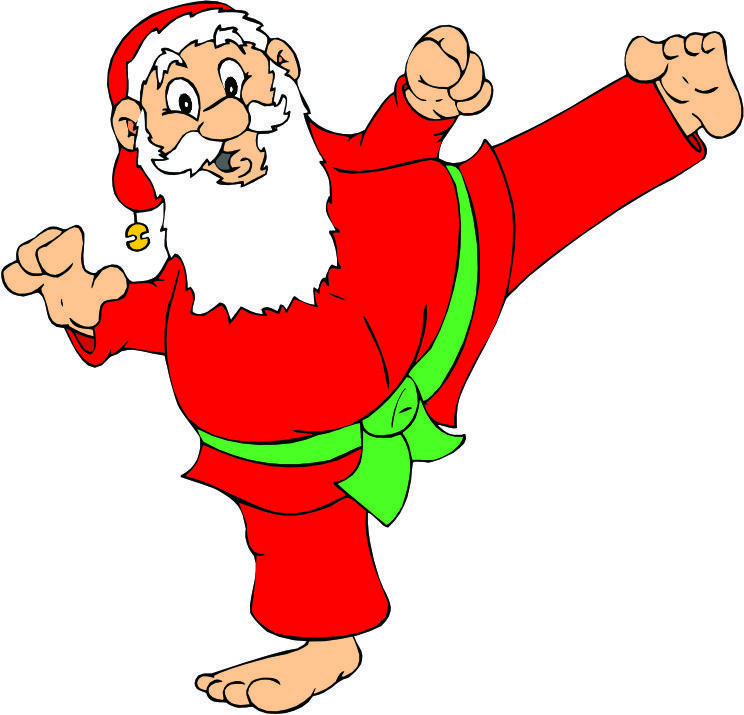 karate santa Martial arts, Martial, Karate