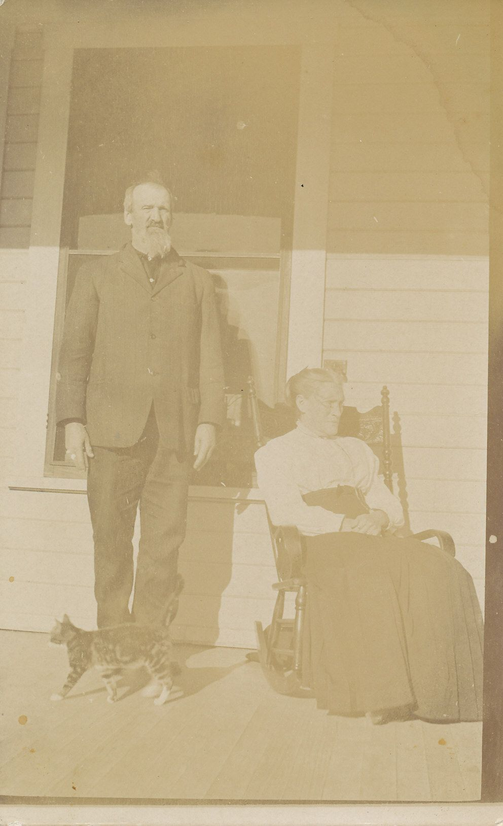 Henry Harrison Dale and his wife Ellen (Gordon) Dale