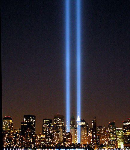 9/11 Lights – Nathan Tweti