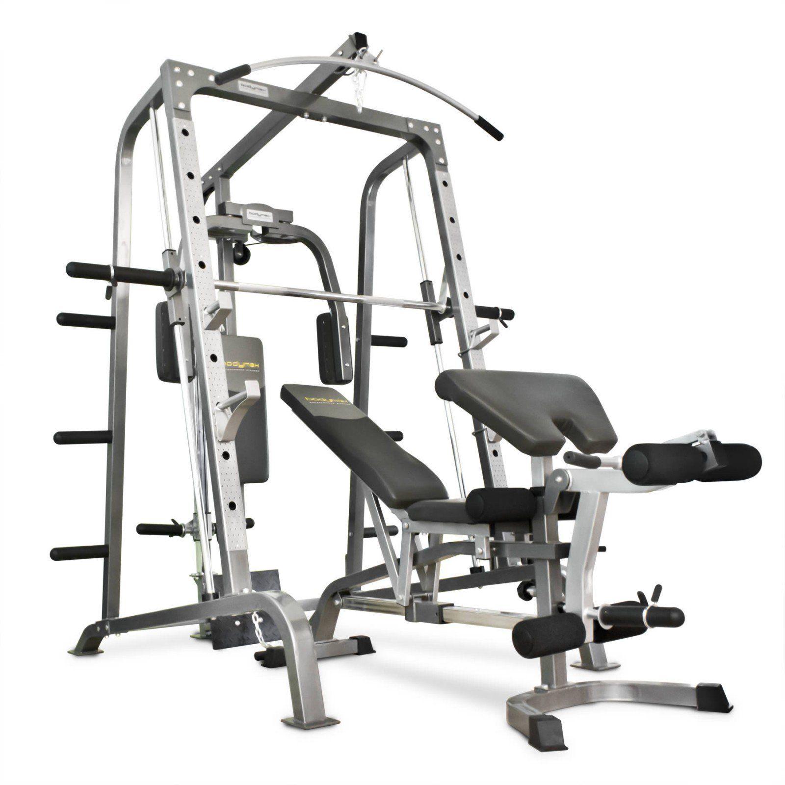 BodyMax CF380 Smith Machine Multi Gym At home gym, Multi