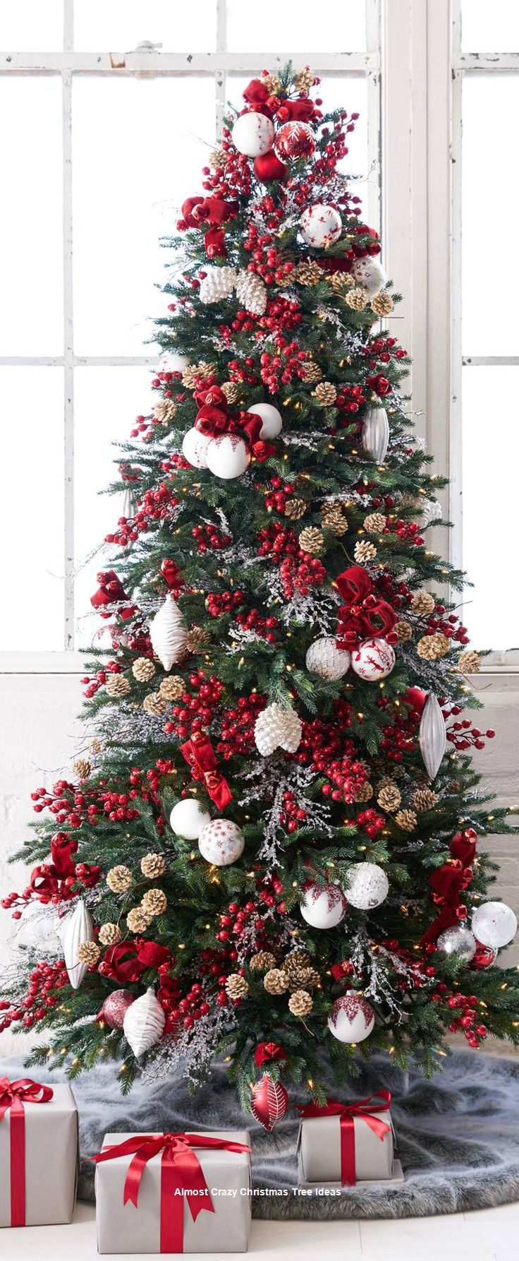 Pin on Christmas tree ideas