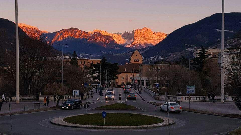 Bolzano Rosengarten