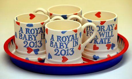 Royal baby memorabilia – in pictures #babymemorabilia Emma Bridgewater royal baby mug #babymemorabilia