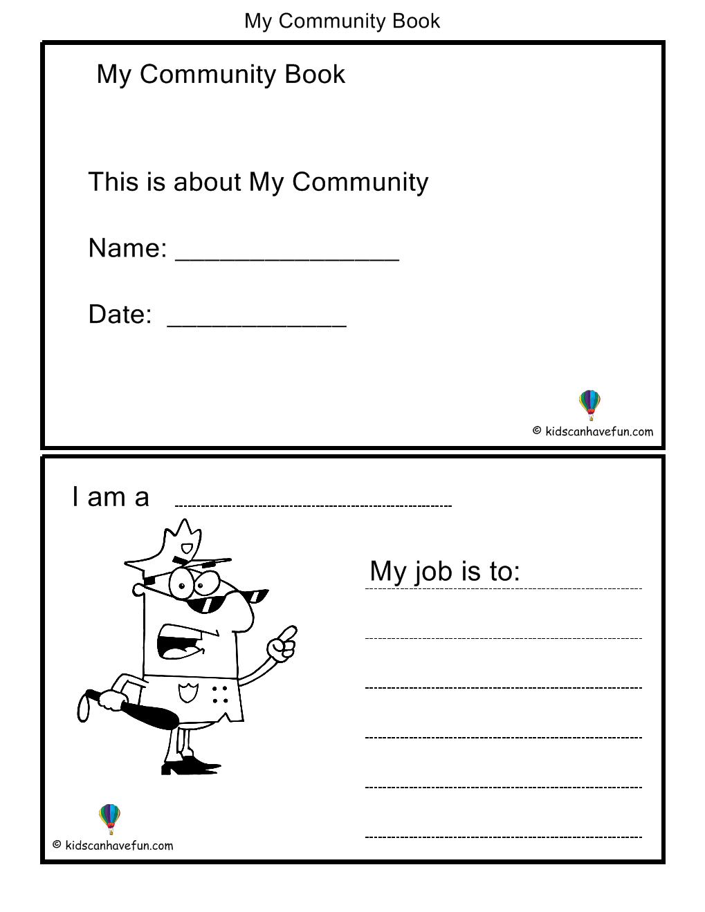 Free Worksheet Career Exploration Worksheets community helpers worksheet unit 2 communities pinterest helper chart and charts