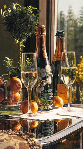 Sparkling Proposal by Eric Christensen - available through Gallery 1870 in Yountville, California favorite one!!!