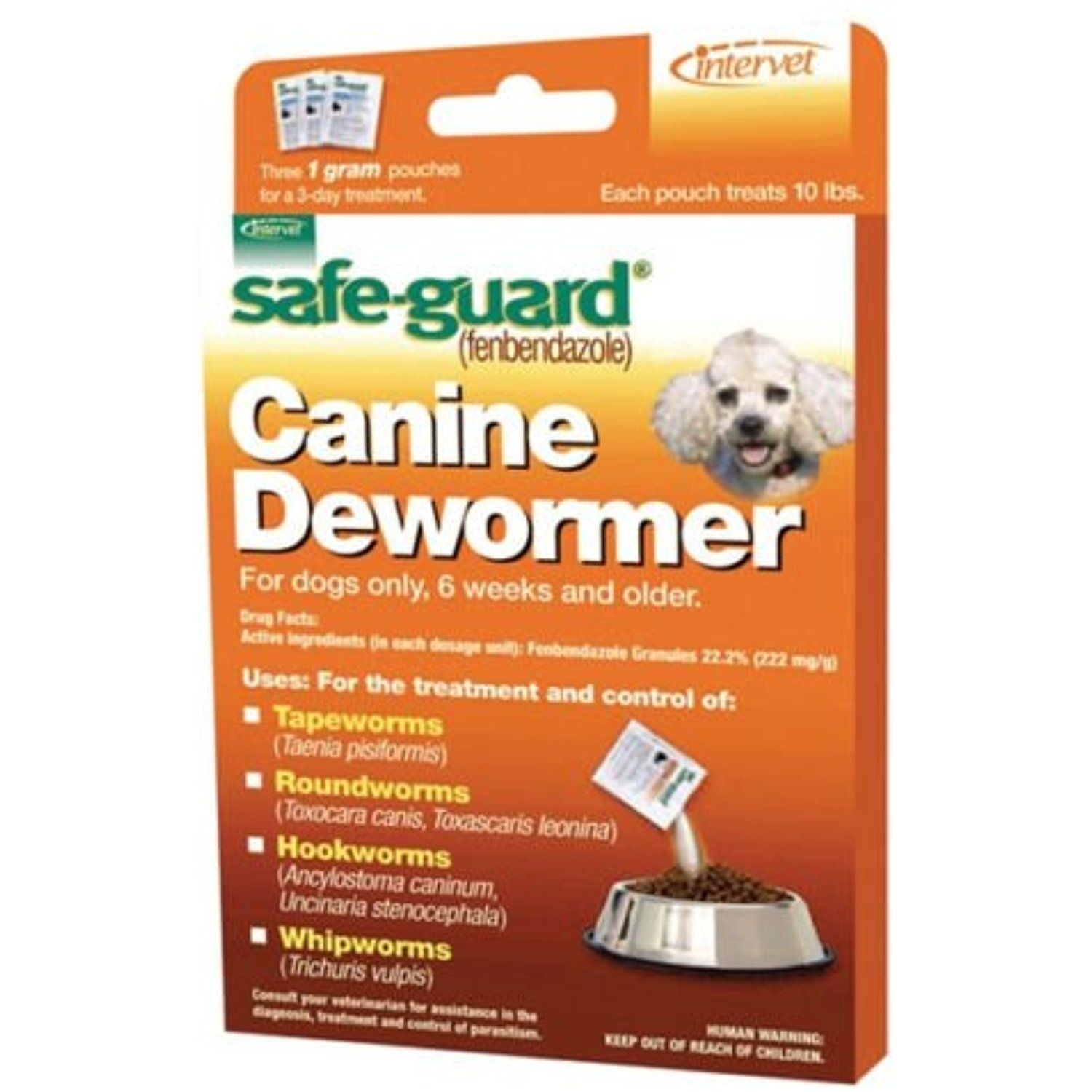 Dog Puppy Animal Wormer Fenbendazole Broad Spectrum Pet Dewormer Safeguard 10lb You Can Check Out This Great Prod Deworming Dogs Canine Dog Dental Cleaning