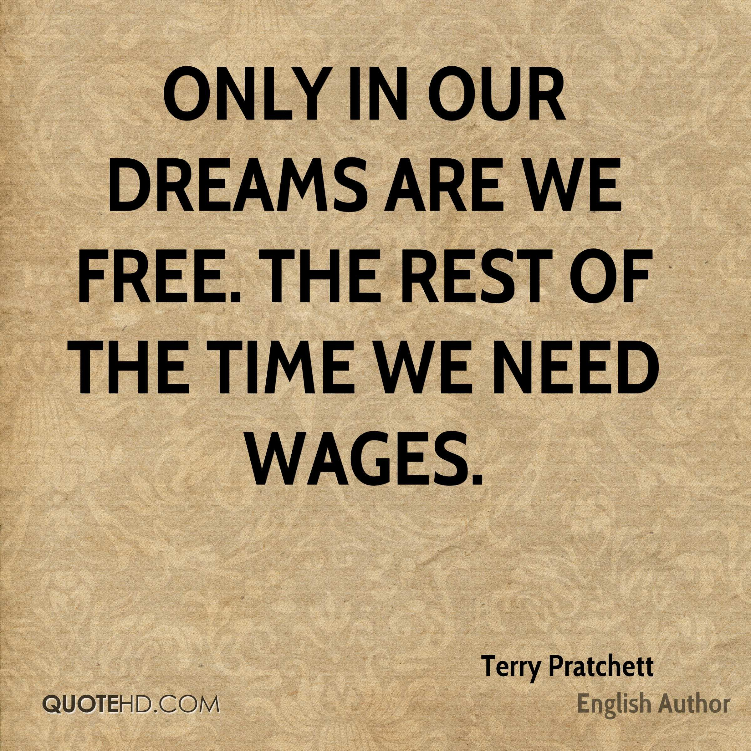 In Time Of Need Quotes: Quotes Thief Of Time Pratchett