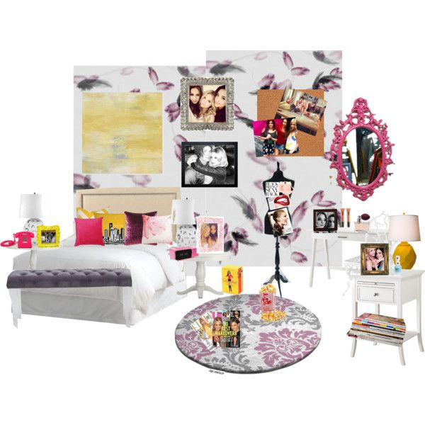 """Pretty Little Liars Rooms -Hanna"" By Bribri213 On"