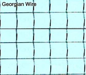 Georgian Wire Glass Pattern Sample Glass Wired Glass Sample