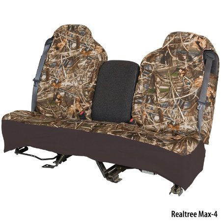Hatchie Bottom Semi Custom Fit Full Size Truck Seat Cover Bench W