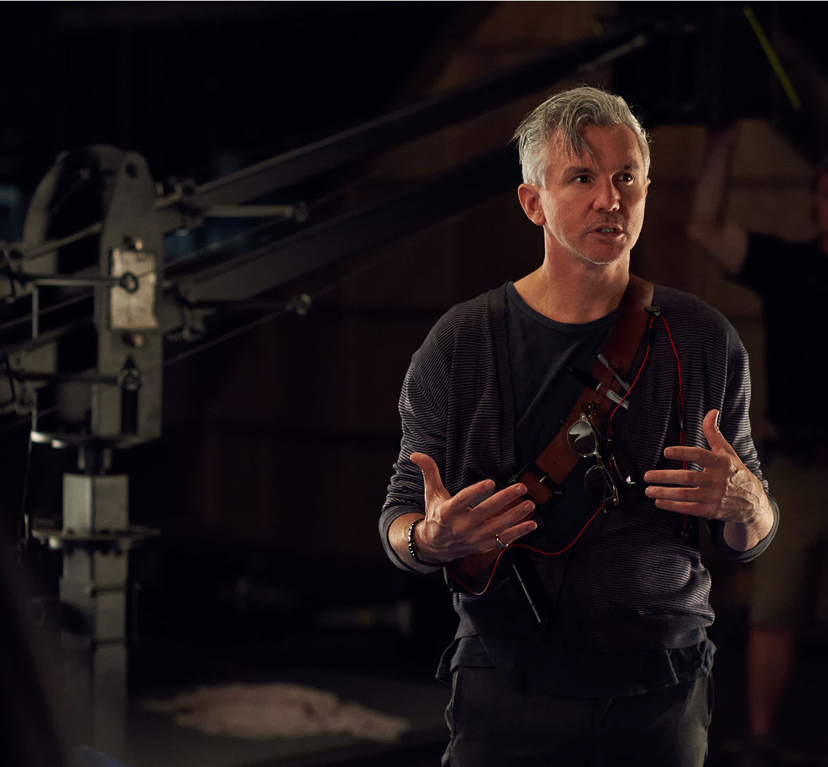 BREAKING NEWS: Baz Luhrmann has signed a rich two-year deal with Sony Pictures TV to develop broadcast and cable projects through his company Bazmark Films.