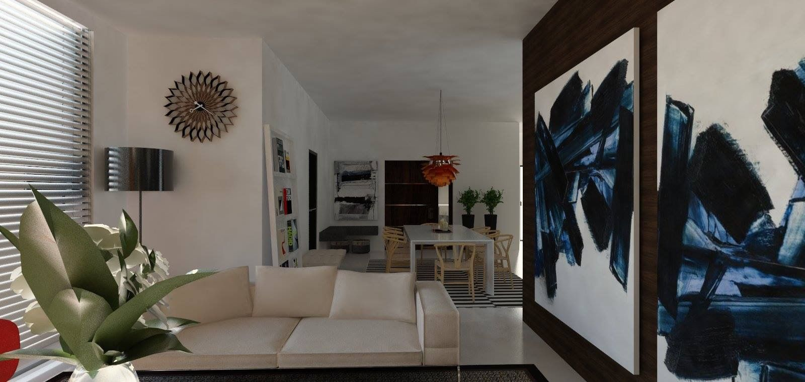 Interiors KL Gateway Premium Residences 3 Bedroom Serviced Apartment 1399sqft Bangsar South Kuala Lumpur Malaysia