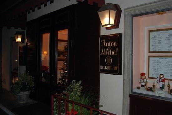 Restaurant (Carmel): Anton