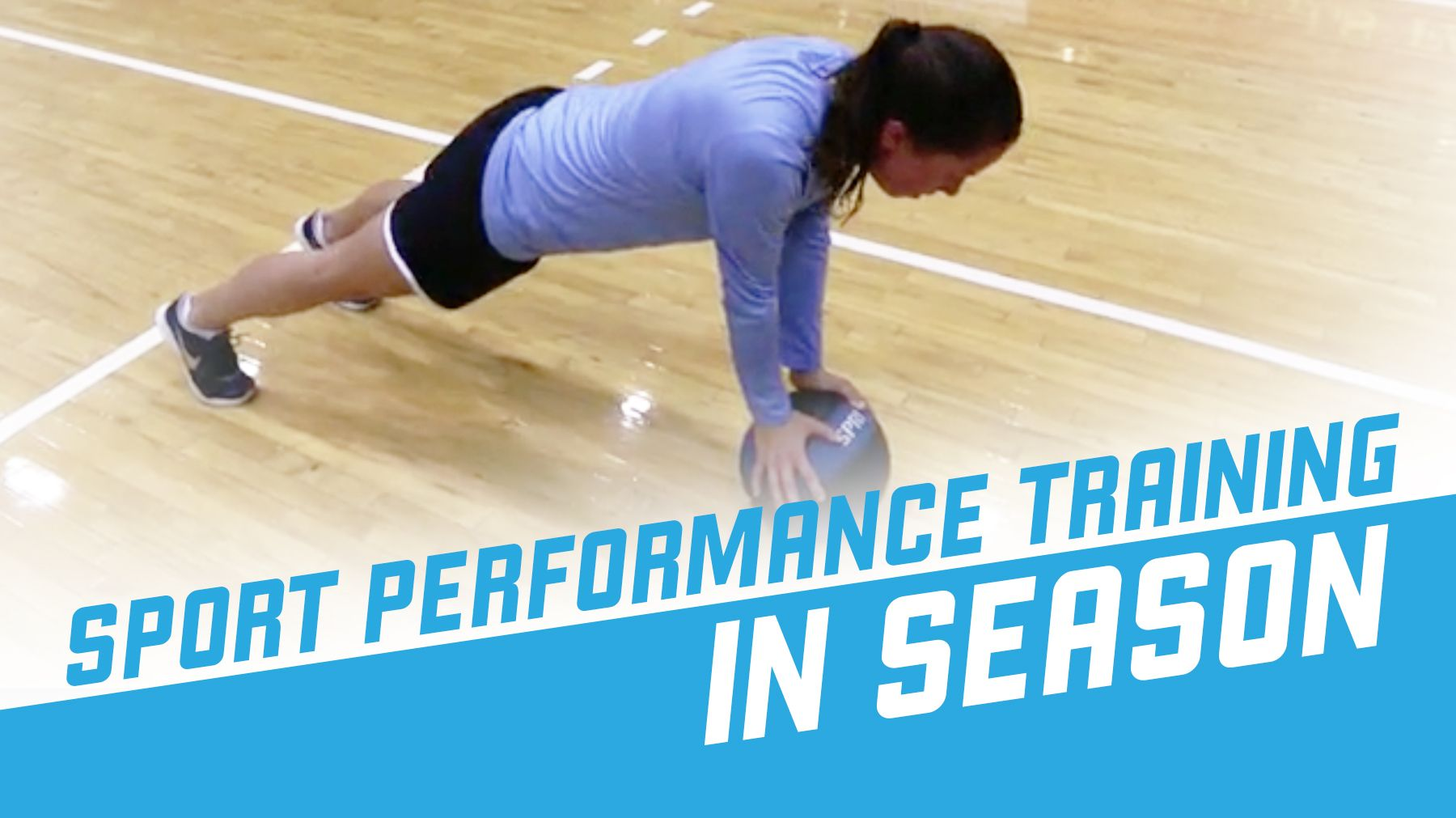 Volleyball sport performance training In season