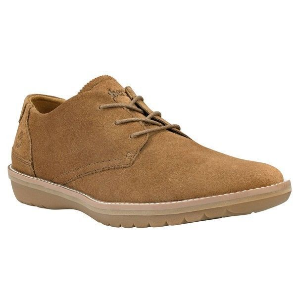 Timberland Men s Earthkeepers® Travel Oxford Shoes Rust Suede 5251a USA  SELLER  Timberland  Oxfords f0d7f5b5872e