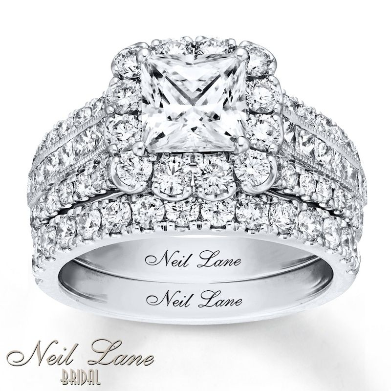 Wedding Rings His And Hers Matching Sets Kay Jewelers In 2020 Diamond Bridal Sets Wedding Ring Sets Diamond Wedding Bands