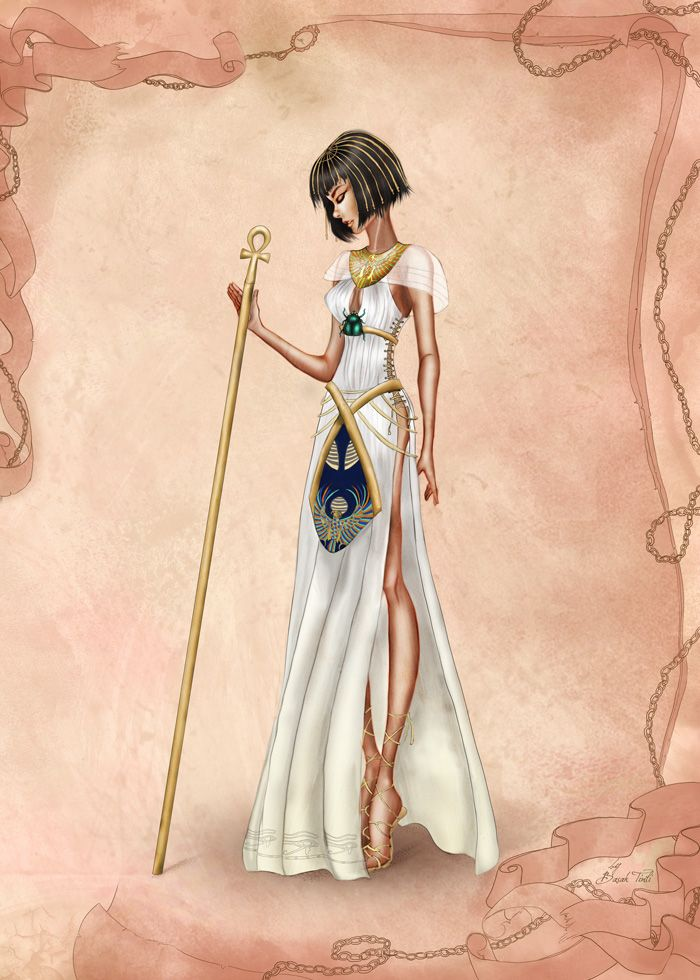 Ancient Egypt Inspired Costume By Basak Tinli By Basaktinli Deviantart Com On Deviant Ancient Egyptian Clothing Ancient Egypt Fashion Ancient Egyptian Costume