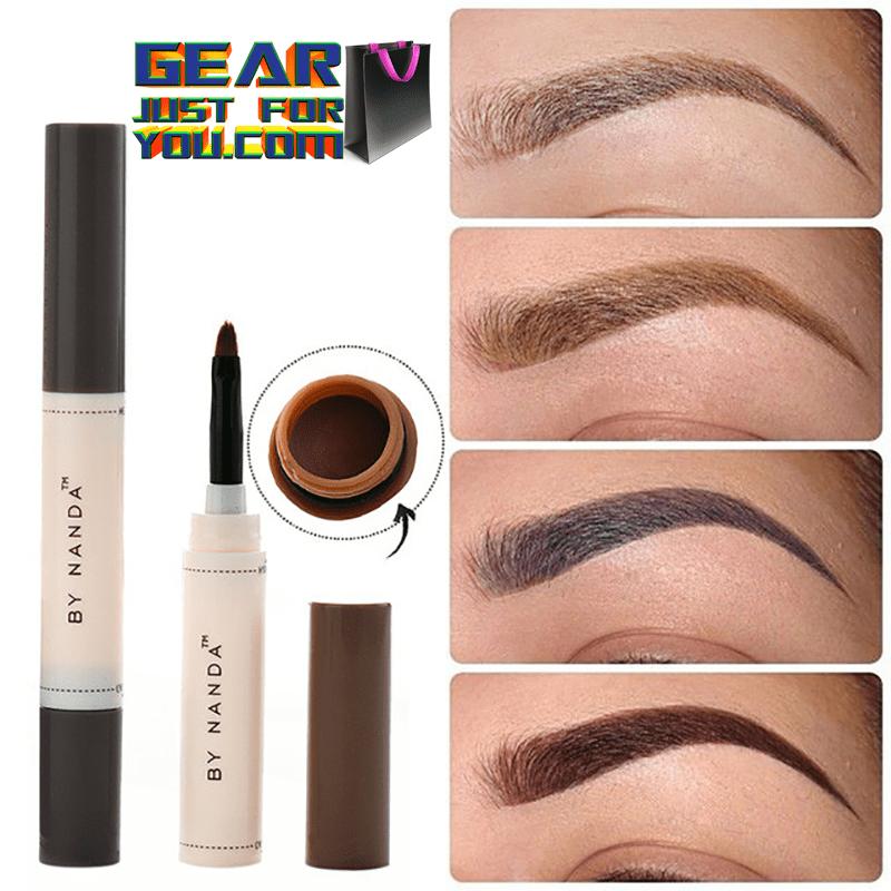Professional Long Lasting Waterproof Eyebrow Dye Cream