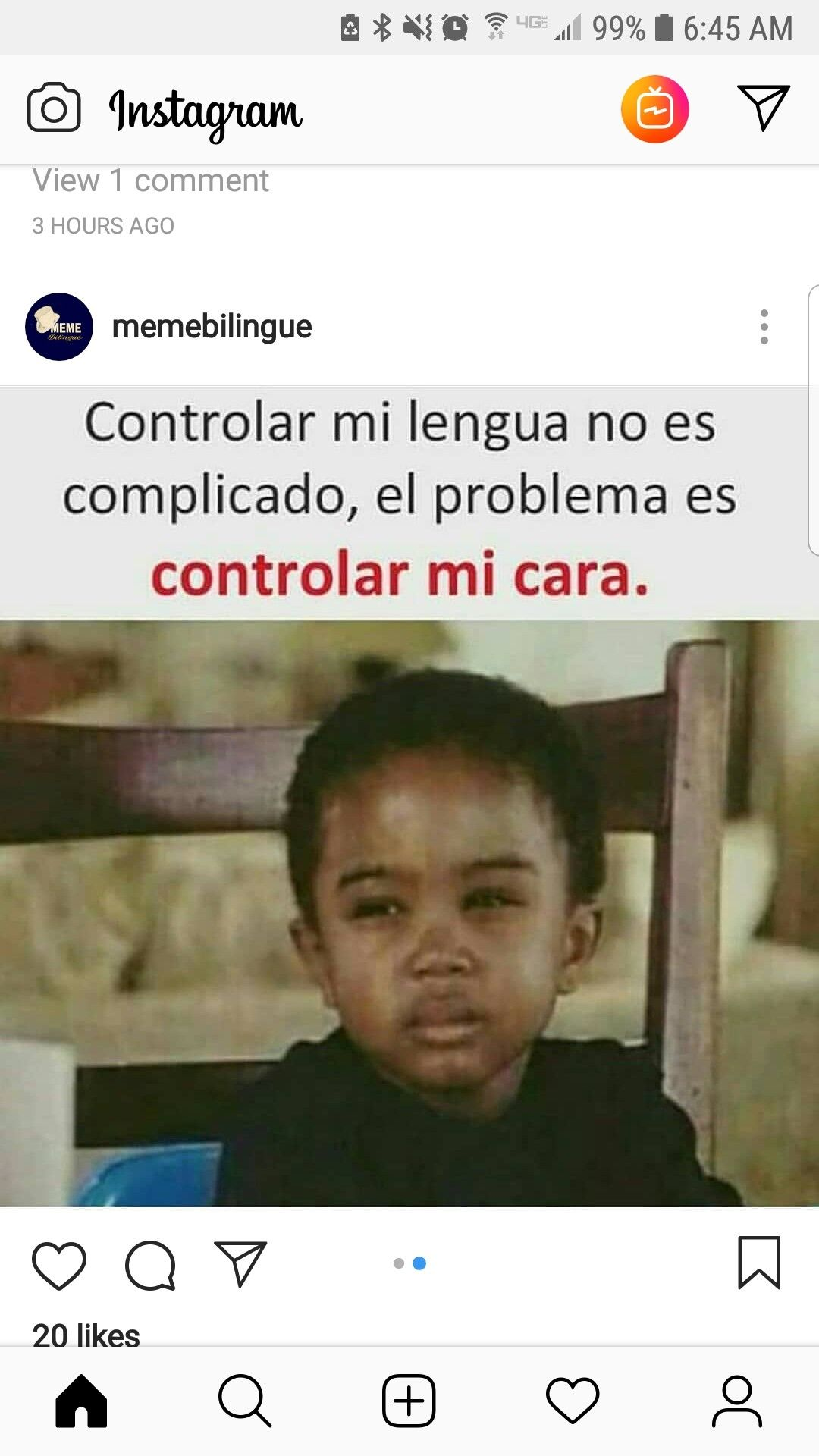 Pin By Tiasha Garcia On Spanish 1 Memes In 2021 Spanish 1 Memes Incoming Call
