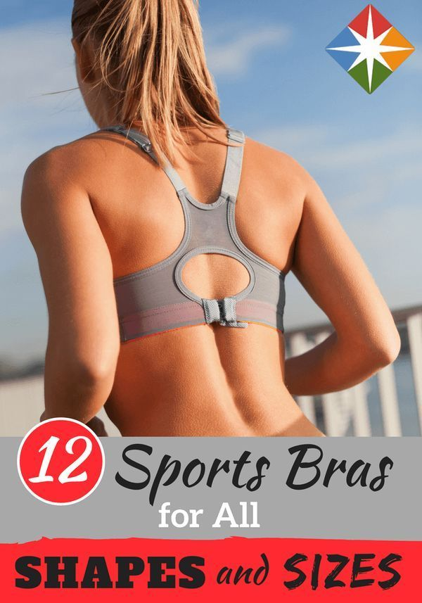 0f065ab0cd Behind every good workout is a great exercise bra! Find the perfect ...