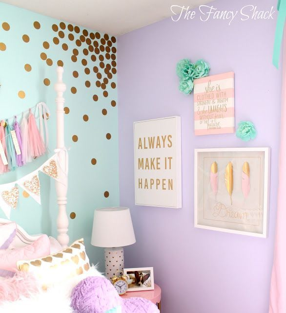 51 Cute Little Girl Bedroom Design Ideas You Have To See #girlsbedroom