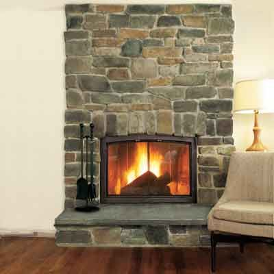 17 Fireplace Upgrades Homestyles Stone Veneer