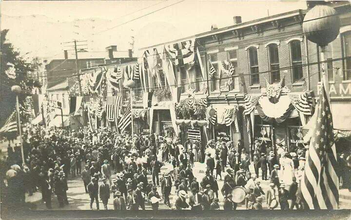 Downtown Wilmington 1915